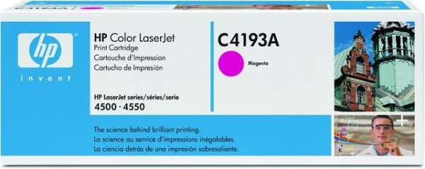 Toner HP C4193A magenta 6.000 Seiten f. Color LaserJet 4500