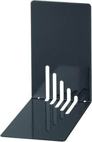 Buchstütze MAUL Metall 85x140x140mm schwarz / VE=2 St.