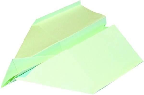 Kopierpapier A4 120g Druckerpapier hellgrün pastell (250 Blatt)