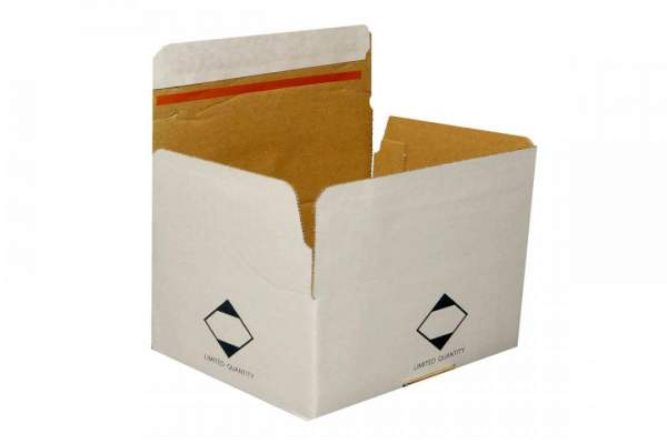 """Bedruckter Karton """"limited quantities"""""""