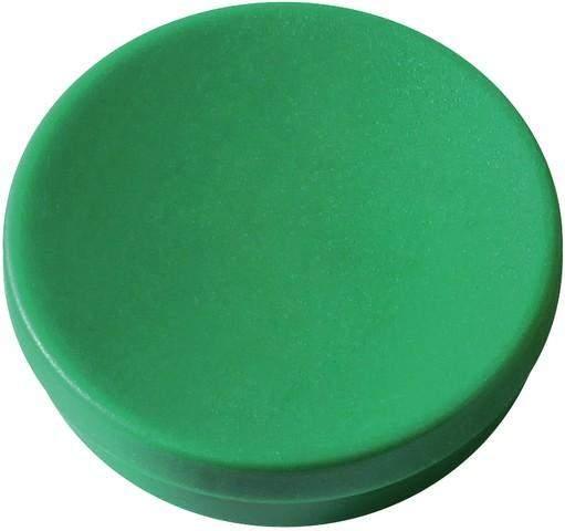 Magnet rund Ø 10mm Haftkraft 45g grün (Pckg. á 10 Stück)
