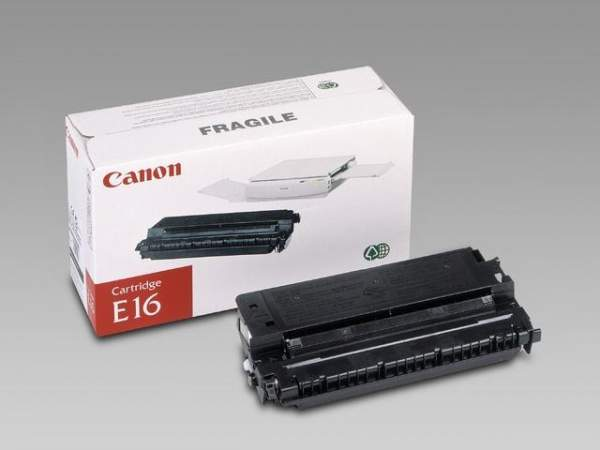 Toner Canon E16 für Kopierer FC120 schwarz 2000 Seiten