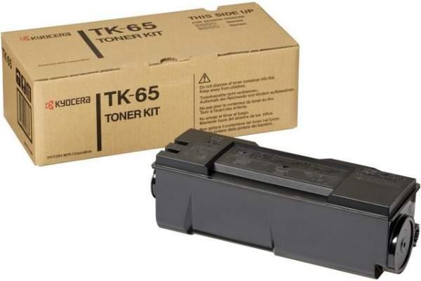 Toner Kyocera TK65 für FS3800 schwarz ca. 20000 Seiten