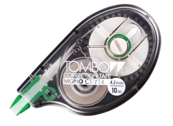 Korrekturroller 4,2 mm x 16 m Tombow seitliche Abrollung Einweg
