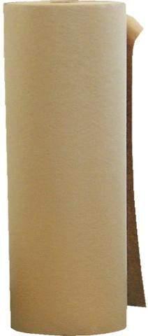 Packpapier 50cmx250m 70g/m² natur braun
