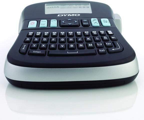 Beschriftungsgerät DYMO LabelMANAGER 210D Tischgerät