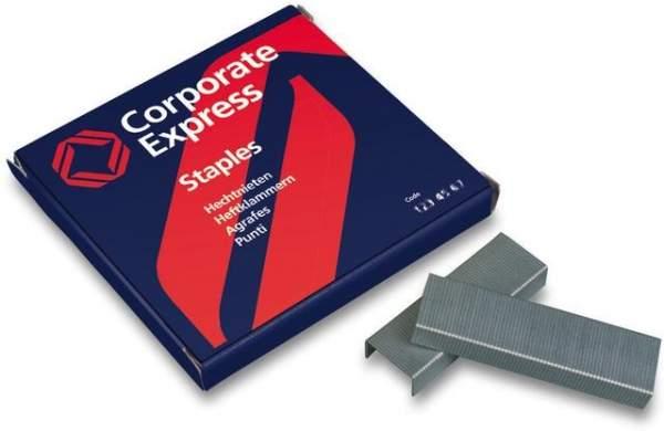 Heftklammern 26/6 verzinkt CE (5000 Stück)