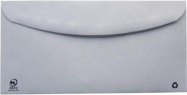 Briefumschlag C6/5 80g/m² Kuvertierhülle ohne Fenster gummiert hf weiß 1000 Stück