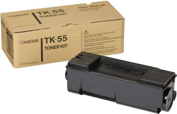 Toner Kyocera TK55 für FS1920 schwarz ca. 15000 Seiten