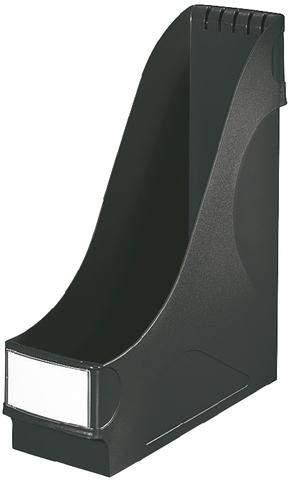 Stehsammler PS Leitz 2425 Griffmulde A4 extra breit schwarz /1St.