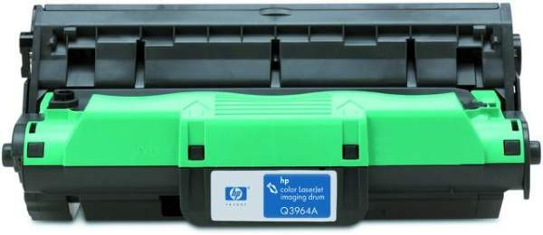 Bildtrommel HP HPAQ3964A f. Color Laserjet 2550 ca. 20.000 S.