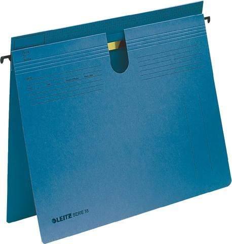 Hängehefter Leitz 1814 Serie 18 A4 250g Manilakarton blau 1 St.