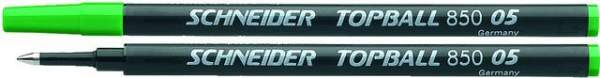 Ersatzmine Schneider Topball 850 0,5mm grün