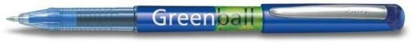 Tintenkuli BEGREEN Pilot Greenball 0,5mm Schreibfarbe blau