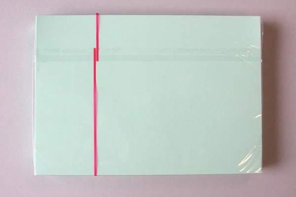 Karteikarten blanko DIN A5 190 g/m² grün (Pckg. á 100 Stück)