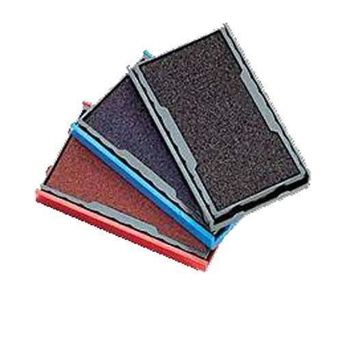 Ersatzstempelkissen für Trodat Printy 4912 4952 blau 2er Pack