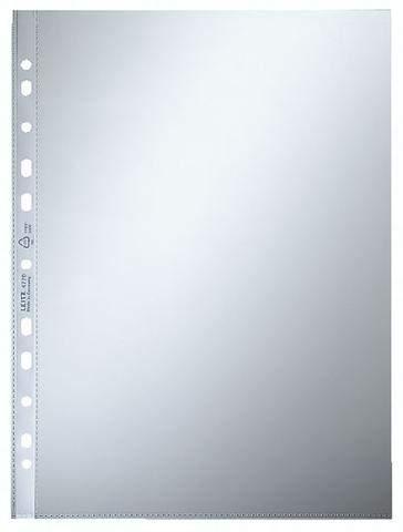 Prospekthülle Leitz 4770 A4 oben offen 80my glasklar glatt 100 St.