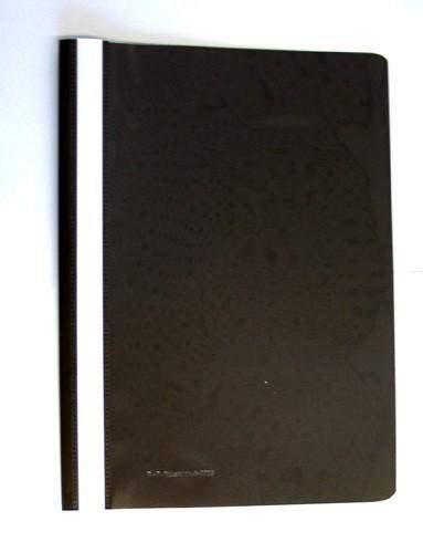 Schnellhefter Sichthefter PP-Folie A4 schwarz / 1 Stück