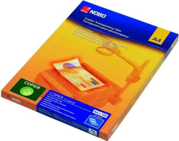 Kopierfolie A4 0,12mm farblos transparent Hetzel Schachtel á 100St.