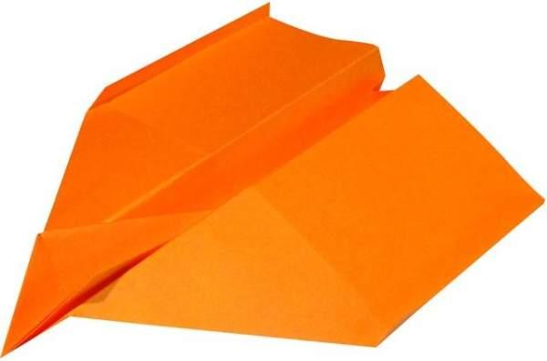 Kopierpapier A3 80 g/m² hf orange intensiv / 500 Blatt