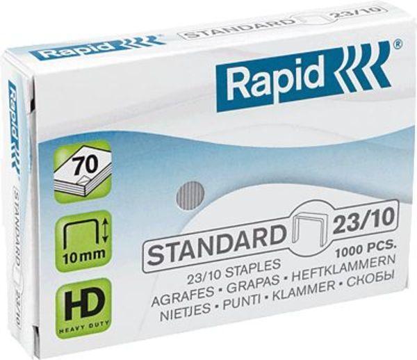 galvanisiert Rapid Heftklammern Standard 23//8