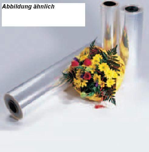 Blumenfolie Blumen-Kristallfolie 20my 50cm x 1000m (1 Rolle)