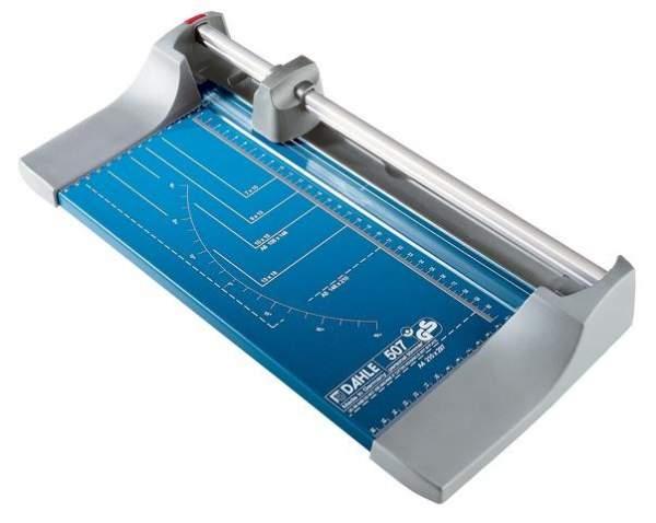 Schneidemaschine Dahle 507 Schnittlänge 320mm Schneideleistung 8 Blatt