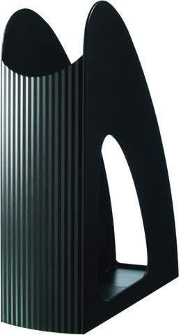 Stehsammler HAN TWIN PS C4 76x239x257mm schwarz 1 Stück