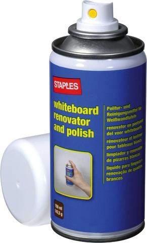 Reinigungsspray für Schreibtafeln Whiteboards 150ml Dose