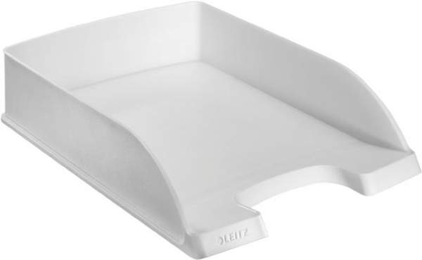 Ablagekorb Leitz 5227 Plus für DIN A4 und Folio weiß