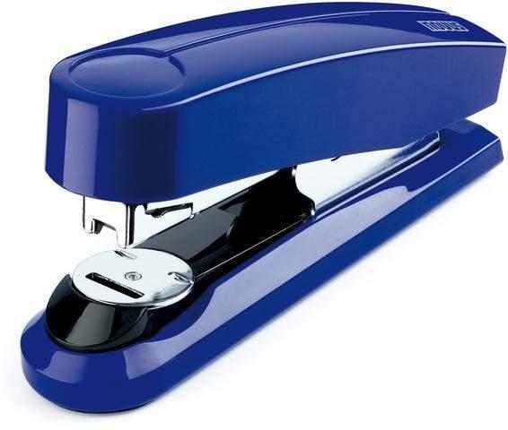 Heftapparat Novus B4FC HK 24/6-24/8+26/6-26/8 blau (1Stück)