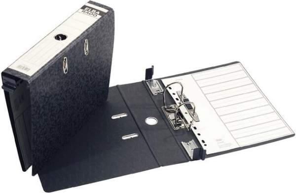Hängeordner Elba RADO vertic 1 Hartpappe (RC) A4 50mm schwarz