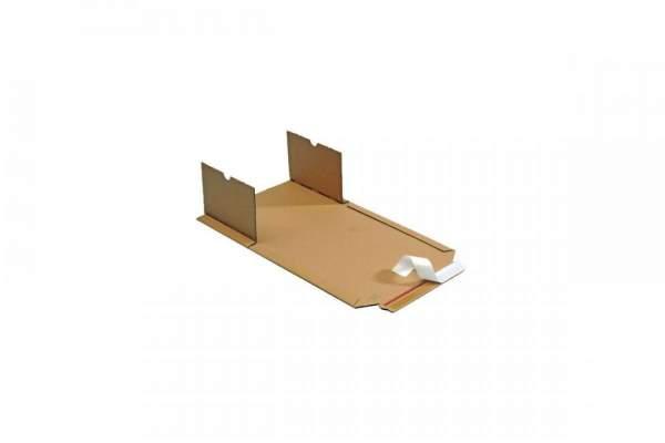 Buchverpackung Multiwell umweltfreundlich 370x290x20-75mm
