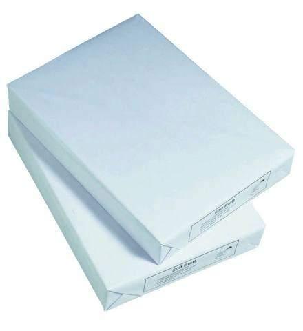 Kopierpapier A4 75 / 80g weiß f. Laser u. Inkjet 1 Karton á 2500 Blatt