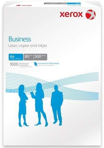 Kopierpapier A4 80g/m² Xerox Business Multifunktionspapier weiß 500 Blatt